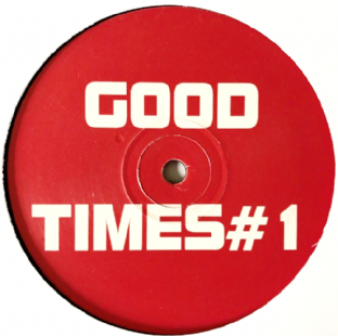 "Good Times #1 ‎- Won't Stop Rockin'/Lovely Day (12"") (Promo) (VG/NM)"